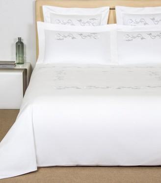 Frette Tracery Embroidery Pillowcase (51cm x 71cm)