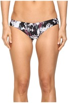 RVCA Floral Fuzz Cheeky Bottom