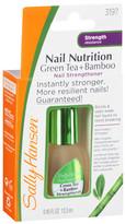 Sally Hansen Nail Nutrition Green Tea + Bamboo Nail Strengthener