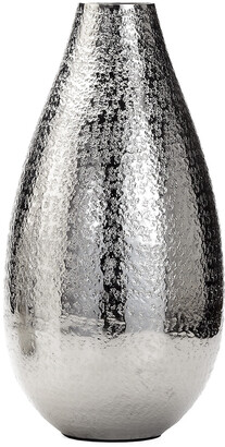 Torre & Tagus Talis Hammered 15.25In Vase Tall