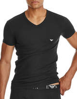 Emporio Armani Slim Fit V Neck T Shirt