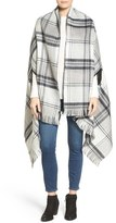Echo Women's Double Face Plaid Wrap