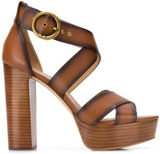 MICHAEL Michael Kors Platform Sandals