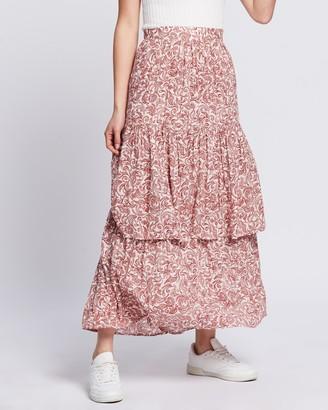 Auguste The Label Freya Lise Maxi Skirt