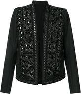 Balmain beaded jacket - men - Cotton - 48