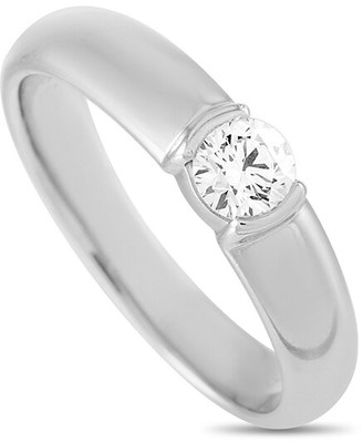 Heritage Tiffany & Co. Tiffany & Co. Platinum 0.25 Ct. Tw. Diamond Engagement Ring
