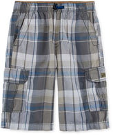 UNIONBAY Union Bay Lyle Plaid Cargo Shorts - Boys 8-20