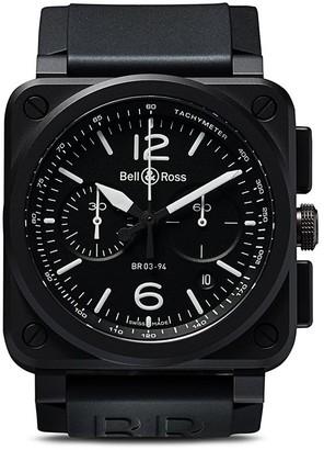 Bell & Ross BR 03-94 Black Matte 42mm