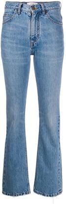 Victoria Victoria Beckham Upstate straight leg jeans