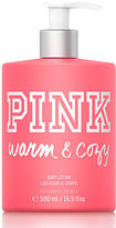 PINK Warm & Cozy Body Lotion