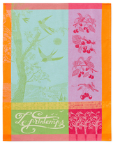 Garnier Thiebaut Le Printemps Kitchen Towels (Set of 4)