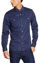 True Religion Men's Jake Western Casual Shirt,Large