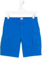 Armani Junior cargo shorts