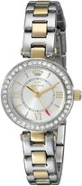 Juicy Couture Women's 1901229 Luxe Couture Two-Tone Watch