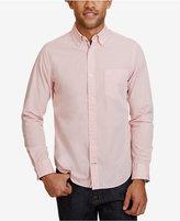 Nautica Men's Slim-Fit Button-Down Long-Sleeve Shirt