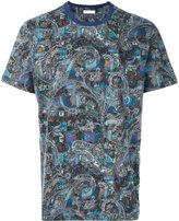 Etro paisley print T-shirt - men - Cotton - S
