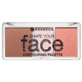 Essence Shape Your Face Contouring Palette in Ready, Set, Peach! 63 g