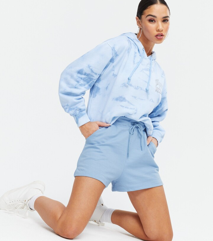 Thumbnail for your product : New Look Jersey Tie Waist Shorts