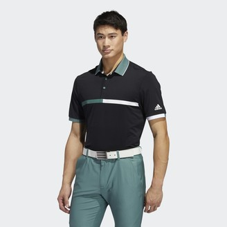 adidas Ultimate365 3-Stripes Polo Shirt