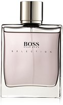 HUGO BOSS Boss Selection By For Men. Eau De Toilette Spray 3 oz