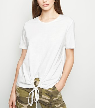 New Look JDY Ring Front T-Shirt