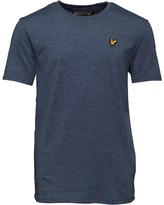 Lyle & Scott Junior Boys Marl T-Shirt Navy Marl