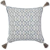 """Croscill Beckett 16"""" Square Decorative Pillow"""
