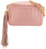 Chanel Pre Owned 1992 tassel CC shoulder bag