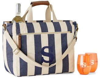 Mark And Graham Calistoga Insulated Tote, Embroidered