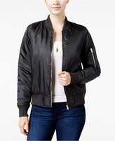 Say What ? Juniors' Lightweight Bomber Jacket