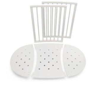 Stokke Sleepi Mini Crib Bed Extension Kit White