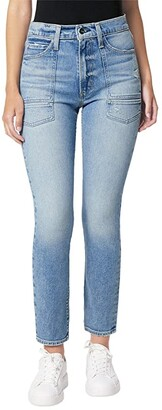 Joe's Jeans Luna Ankle Double Patch in Anything But (Anything But) Women's Jeans
