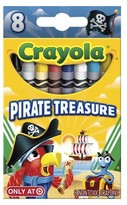 Crayola Pick Your Pack Crayons, 8ct - Magic Potion