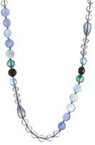 Joe Fresh Long Beaded Necklace