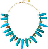 Devon Leigh Turquoise & Copper-Infused Necklace