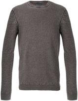 Jacob Cohen dye-effect jumper