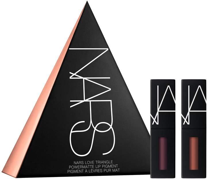 NARS PowerMatte Lip Pigment Duo Love Triangle