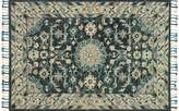 Loloi ZHARZR-02TEGY7999 Rugs Zharah Collection Teal/Grey Transitional Area Rug