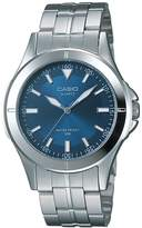 Casio Men's Three-hand Bracelet watch #MTP-1214A-2AV
