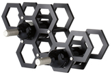 Torre & Tagus 8-Bottle Wine Rack