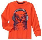 Gymboree Owl Tee