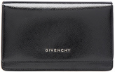 Givenchy Chain Wallet Patent Leather Pandora