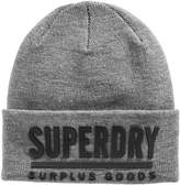 Superdry Men's Surplus Goods Logo Beanie