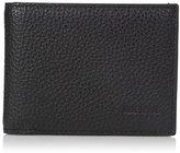 Jack Spade Men's Pebble Leather Slim Billfold Wallet