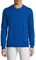 Jil Sander Cashmere Solid Crewneck Sweater
