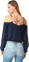 Haute Hippie Crossroads Top