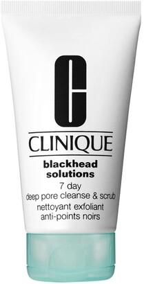 Clinique Blackhead Solutions 7 Day Deep Pore Cleanse & Scrub