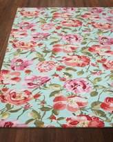 Dash & Albert Rose Parade Rug, 10' x 14'