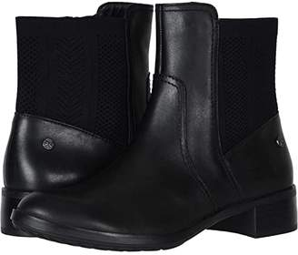 Aetrex Kaitlyn (Black) Women's Pull-on Boots