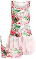 Lotto FLAMIFLOWER SET Sports dress pink romantic